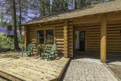 Truckee Single Family Home For Sale: 16465 Northwoods Boulevard