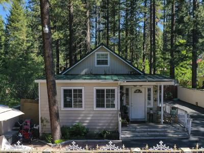 Tahoe City, Tahoe Vista, Kings Beach, Carnelian Bay Single Family Home For Sale: 8809 Brook Avenue