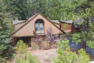 Single Family Home For Sale: 1026 Martis Landing