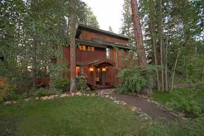 Truckee CA Single Family Home For Sale: $669,000
