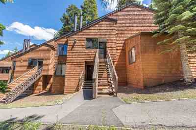 Truckee, Soda Springs, Carnelian Bay, Olympic Valley Condo/Townhouse For Sale: 11535 Snowpeak Way #626