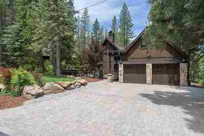 Single Family Home For Sale: 15097 Swiss Lane