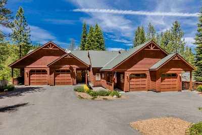 Tahoe Donner Condo/Townhouse For Sale: 12788 Zurich Place #4
