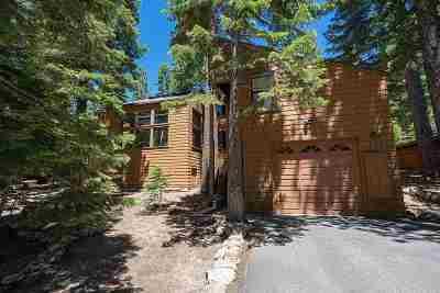 Single Family Home For Sale: 1054 Martis Landing