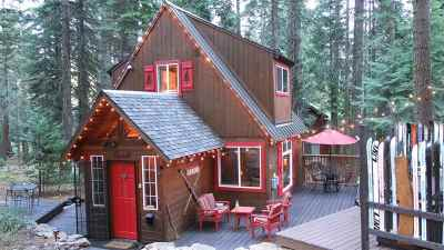 Tahoe City Single Family Home For Sale: 2695 Cedar Lane