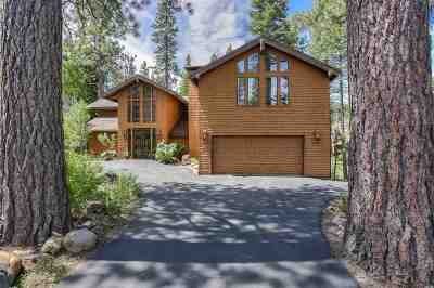 Single Family Home For Sale: 814 Beaver Pond