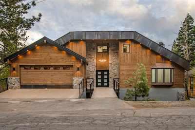 Tahoe City, Tahoe Vista, Carnelian Bay Single Family Home For Sale: 55 Tahoma Avenue