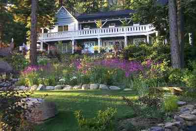 Brockway Single Family Home For Sale: 9699 North Lake Boulevard