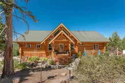 Single Family Home For Sale: 16165 Martis Peak Road