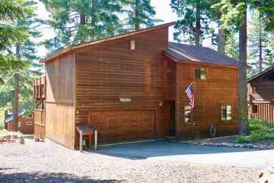 Tahoe City, Tahoe Vista, Carnelian Bay Single Family Home For Sale: 5828 Sudan Road