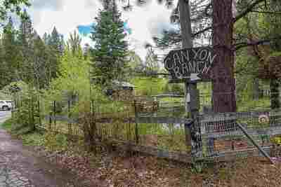 Single Family Home For Sale: 622 Old Truckee Road
