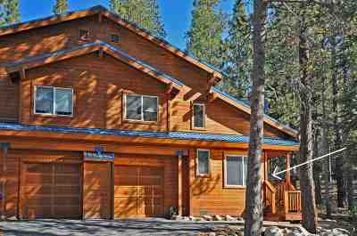Tahoe Donner Condo/Townhouse For Sale: 12451 Northwoods Boulevard #B