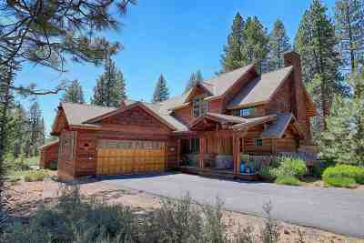 Truckee, Soda Springs, Carnelian Bay, Olympic Valley Condo/Townhouse For Sale: 13154 Fairway Drive #1C