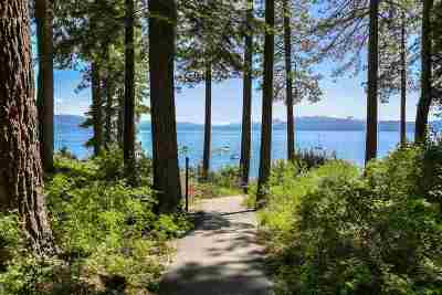 Tahoe City Condo/Townhouse For Sale: 100 Lassen Drive #49