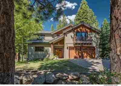 Truckee, Soda Springs, Carnelian Bay, Olympic Valley Single Family Home For Sale: 1028 Martis Landing