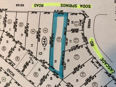 Residential Lots & Land For Sale: 7111 Soda Springs Road