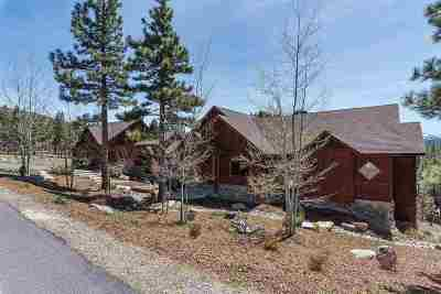 Single Family Home For Sale: 1947 Grizzly Ranch Road