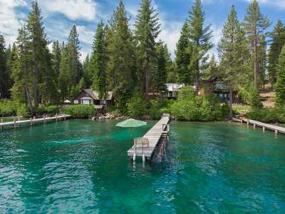 Tahoma CA Single Family Home For Sale: $5,250,000