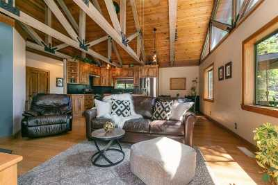 Truckee, Soda Springs, Carnelian Bay, Olympic Valley Single Family Home For Sale: 10510 The Strand