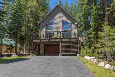Soda Springs Single Family Home For Sale: 6219 Alpine Way
