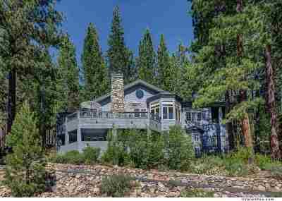 Truckee Single Family Home For Sale: 362 Skidder Trail