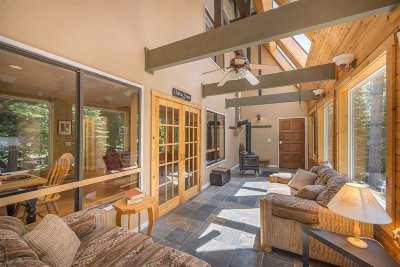 Truckee, Soda Springs, Carnelian Bay, Olympic Valley Single Family Home For Sale: 11616 Zermatt Drive