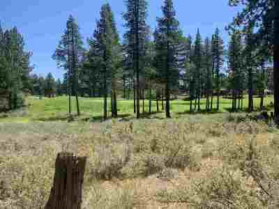 Residential Lots & Land Contingent: 13150 Snowshoe Thompson