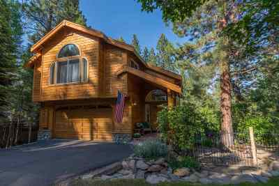 Truckee Single Family Home For Sale: 15216 Donnington Lane