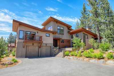 Martis Valley Condo/Townhouse For Sale: 9126 Heartwood Drive