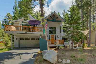 Tahoma CA Single Family Home For Sale: $1,035,000