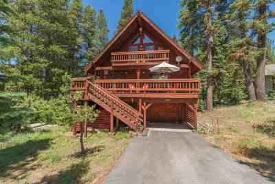 Soda Springs Single Family Home Contingent: 8465 Hillside Drive