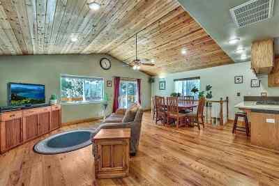 Truckee Single Family Home For Sale: 12411 E Sierra Drive