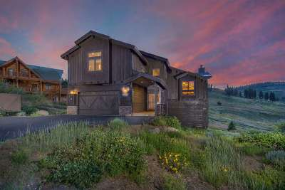 Single Family Home For Sale: 13617 Skislope Way