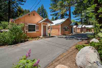 Tahoe City, Tahoe Vista, Carnelian Bay Single Family Home For Sale: 2815 Lake Forest Road