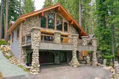 Soda Springs Single Family Home For Sale: 50824 Manzanita Terrace