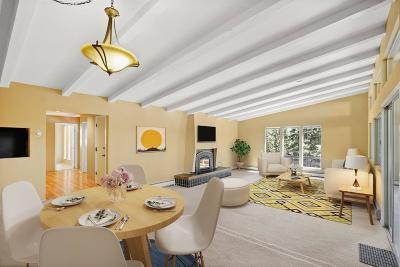 Tahoe Donner Single Family Home For Sale: 11054 Innsbruck Avenue