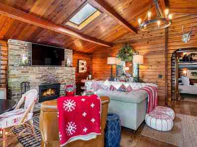 Tahoe City Single Family Home For Sale: 2560 Rustic Lane
