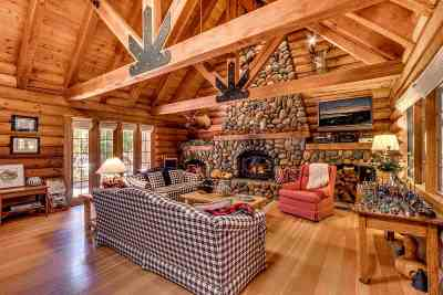 Tahoe City, Tahoe Vista, Carnelian Bay Single Family Home For Sale: 5305 North Lake Boulevard