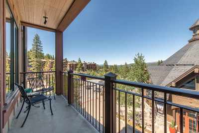 Truckee CA Condo/Townhouse For Sale: $925,000