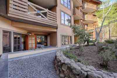 Olympic Valley CA Condo/Townhouse For Sale: $535,000
