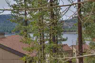 Condo/Townhouse For Sale: 15492 Donner Pass Road #14