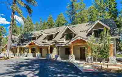 Tahoe Vista Condo/Townhouse For Sale: 265 Beach Street #3