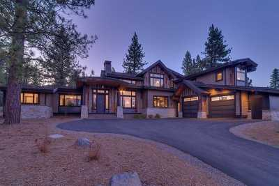 Truckee CA Single Family Home For Sale: $2,150,000