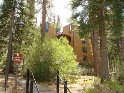 Truckee CA Condo/Townhouse For Sale: $260,000