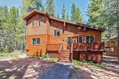 Truckee Single Family Home For Sale: 16354 Northwoods Boulevard