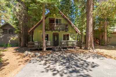 Single Family Home For Sale: 16594 Fawn Street