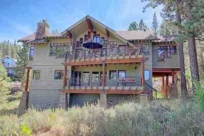 Single Family Home For Sale: 395 Skidder Trail