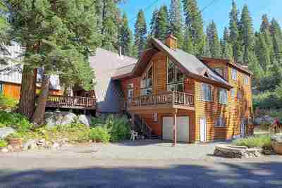 Single Family Home For Sale: 15205 Point Drive