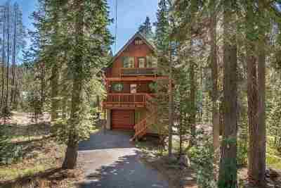 Single Family Home For Sale: 51295 Tamarack Crescent