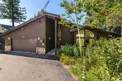 Truckee Single Family Home For Sale: 11560 Bennett Flat Road